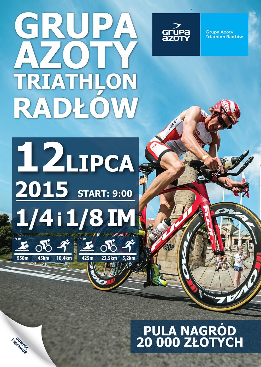 Triathlon Radłów