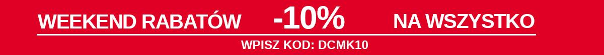 Wpisz kod: DCMK10