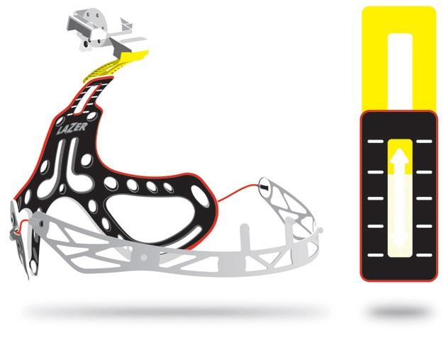 Kask rowerowy Lazer
